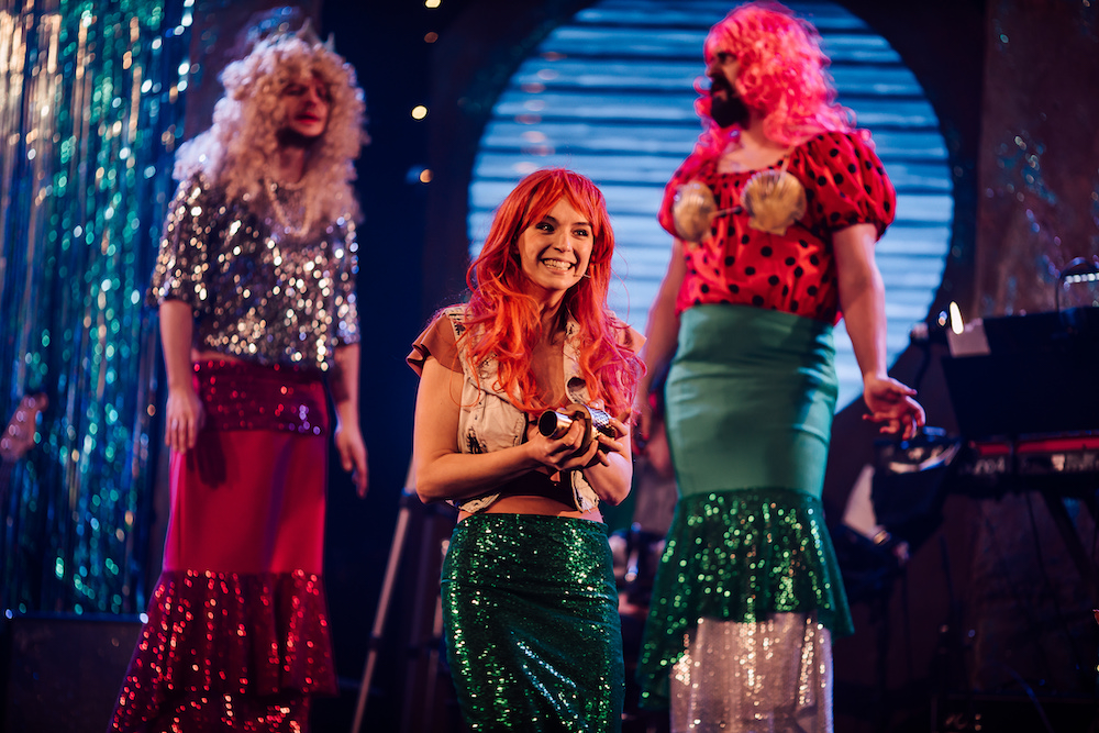 The Little Mermaid - Hull Pantomime